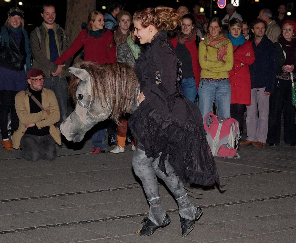 Barbara, der Wirbelwind - Foto: Susanne Würfel
